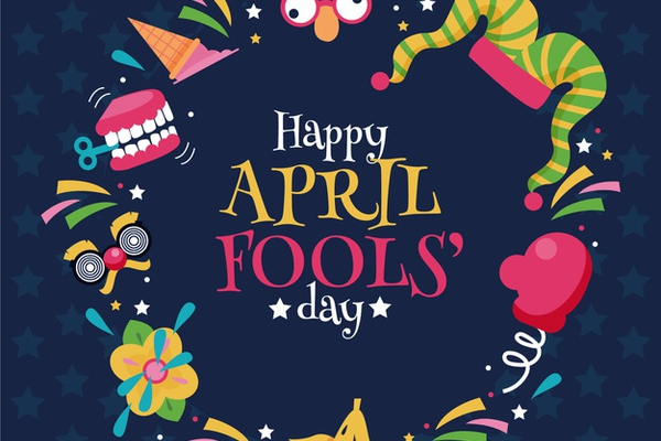 April Fool Gifts